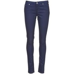 Textil Ženy Kapsáčové kalhoty Element STICKER Modrá