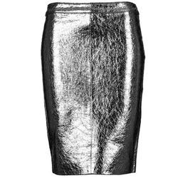 Textil Ženy Sukně American Retro DOROTHA Stříbřitá