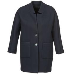 Textil Ženy Kabáty American Retro LAURA Tmavě modrá