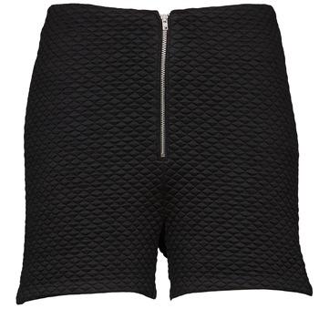 Textil Ženy Kraťasy / Bermudy American Retro JOSEPH S Černá