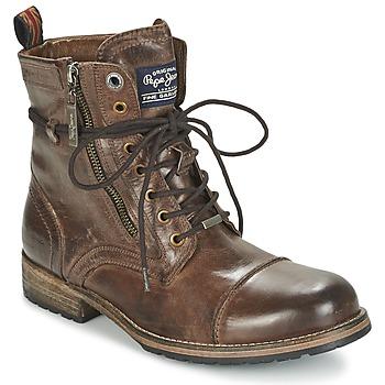 Kotníkové boty Pepe jeans MELTING