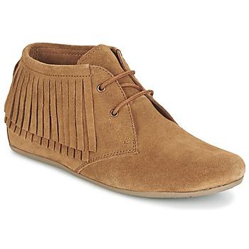 Boty Ženy Kotníkové boty Maruti MIMOSA Velbloudí hnědá