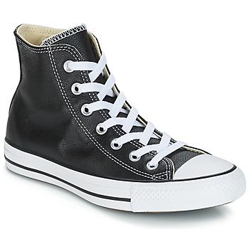 Kotnikove tenisky Converse Chuck Taylor All Star CORE LEATHER HI Černá 350x350