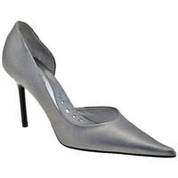 Boty Ženy Lodičky New Line  Stříbrná
