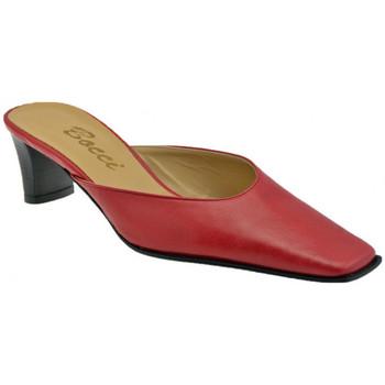 Boty Ženy Pantofle Bocci 1926  Červená