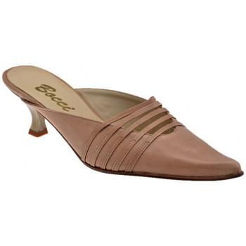 Boty Ženy Pantofle Bocci 1926  Hnědá