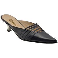 Boty Ženy Pantofle Bocci 1926  Černá