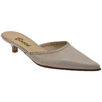 Boty Ženy Pantofle Bocci 1926  Béžová