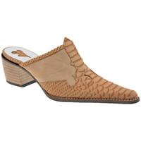 Boty Ženy Pantofle Bocci 1926  Oranžová