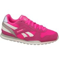Boty Ženy Nízké tenisky Reebok Sport GL 3000 V69799 Růžový