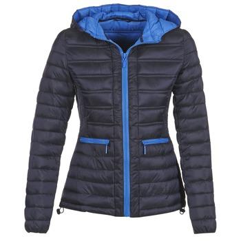Textil Ženy Prošívané bundy U.S Polo Assn. CHERYL Tmavě modrá
