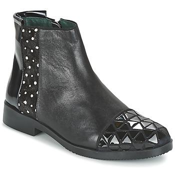 Boty Ženy Kotníkové boty Café Noir BARTHY Černá