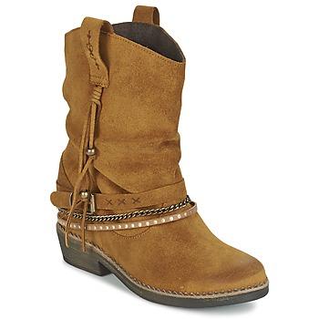 Boty Ženy Kotníkové boty Coolway BIRK Hnědá