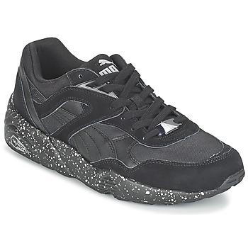 Boty Muži Nízké tenisky Puma R698 SPECKLE V2 Černá / Stříbřitá