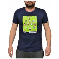Textil Muži Trička s krátkým rukávem Faccine