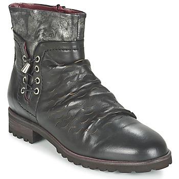 Boty Ženy Kotníkové boty Dkode SARINA Černá