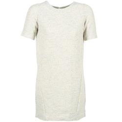 Textil Ženy Krátké šaty Loreak Mendian HAMABI Krémově bílá