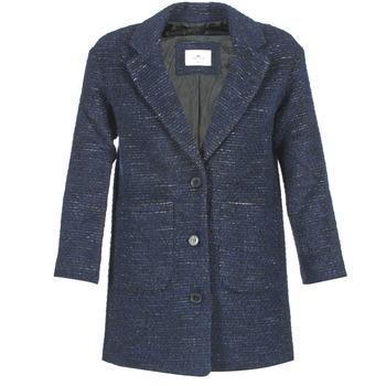 Textil Ženy Kabáty Loreak Mendian MARE Modrá