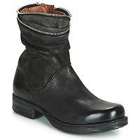 Boty Ženy Kotníkové boty Airstep / A.S.98 SAINT LA Černá