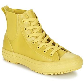 Converse Tenisky CHUCK TAYLOR ALL STAR CHELSEA CAOUTCHOUC HI - Žlutá
