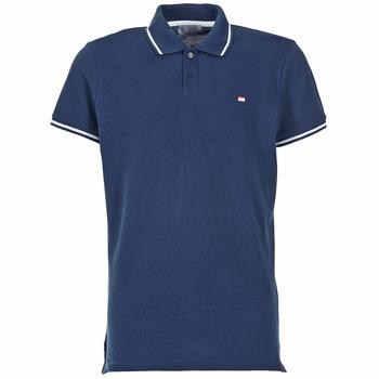 Textil Muži Polo s krátkými rukávy Casual Attitude EPIDIN Tmavě modrá