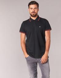 Textil Muži Polo s krátkými rukávy Casual Attitude EPIDIN Černá