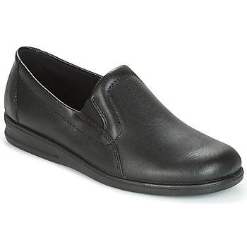 Boty Muži Papuče Romika PRASIDENT 88 Černá