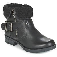 Boty Ženy Kotníkové boty Refresh CHRISTINO Černá