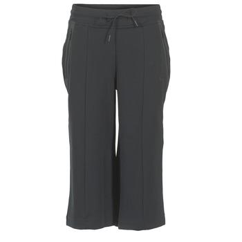 Textil Ženy Teplákové kalhoty Nike TECH FLEECE CAPRI Černá