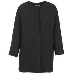 Textil Ženy Kabáty Suncoo EMILE Černá