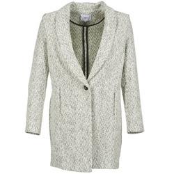 Textil Ženy Kabáty Suncoo ELOI Šedá