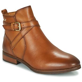 Boty Ženy Kotníkové boty Pikolinos ROYAL W4D Zlatohnědá