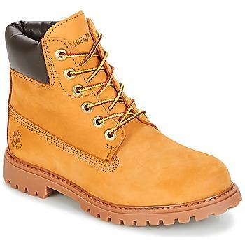 Boty Ženy Kotníkové boty Lumberjack RIVER Hnědá