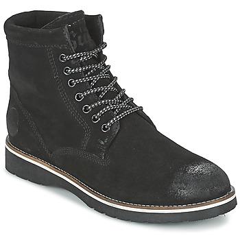 Boty Muži Kotníkové boty Superdry STIRLING BOOT Černá