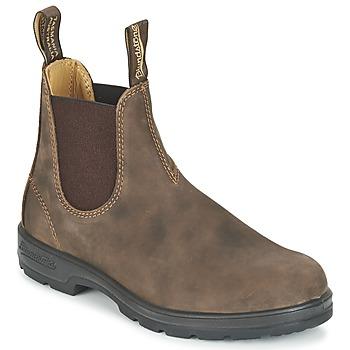 Boty Kotníkové boty Blundstone COMFORT BOOT Hnědá