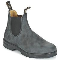 Boty Kotníkové boty Blundstone COMFORT BOOT Šedá