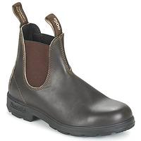 Boty Kotníkové boty Blundstone CLASSIC BOOT Hnědá