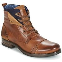 Boty Muži Kotníkové boty Redskins YEDES Zlatohnědá