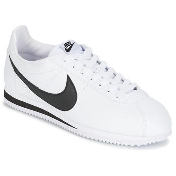 Nike Tenisky CLASSIC CORTEZ LEATHER - Bílá