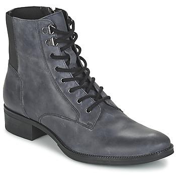 Kotníkové boty Geox MENDI ST B