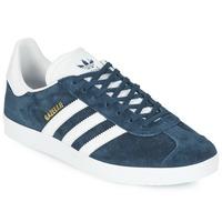 Boty Nízké tenisky adidas Originals GAZELLE Tmavě modrá
