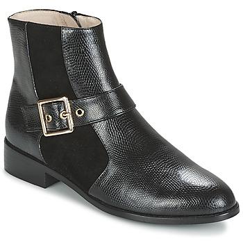 Boty Ženy Kotníkové boty Mellow Yellow ALDANA Černá