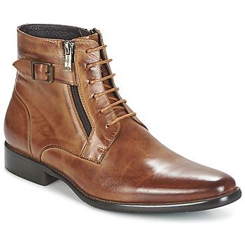 Boty Muži Kotníkové boty Kdopa BAUDRY Hnědá