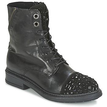 Boty Ženy Kotníkové boty Tosca Blu KATE Černá