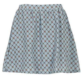 Textil Ženy Sukně Compania Fantastica BAGAL Modrá