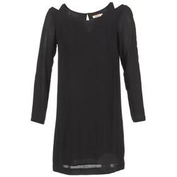 Textil Ženy Krátké šaty DDP CRAPOU Černá