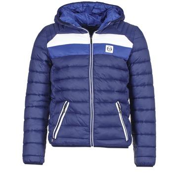 Textil Muži Prošívané bundy Sergio Tacchini KODY JACKET Modrá