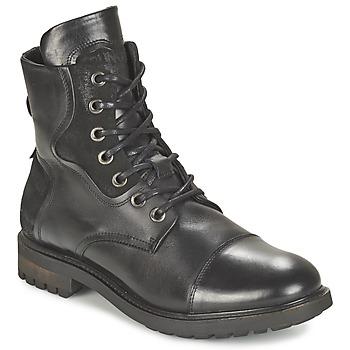 Boty Muži Kotníkové boty Bunker RESCUE Černá