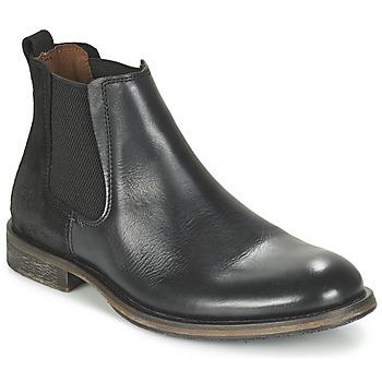 Boty Muži Kotníkové boty Bunker BEAT Černá
