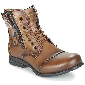 Kotníkové boty Bunker SARA